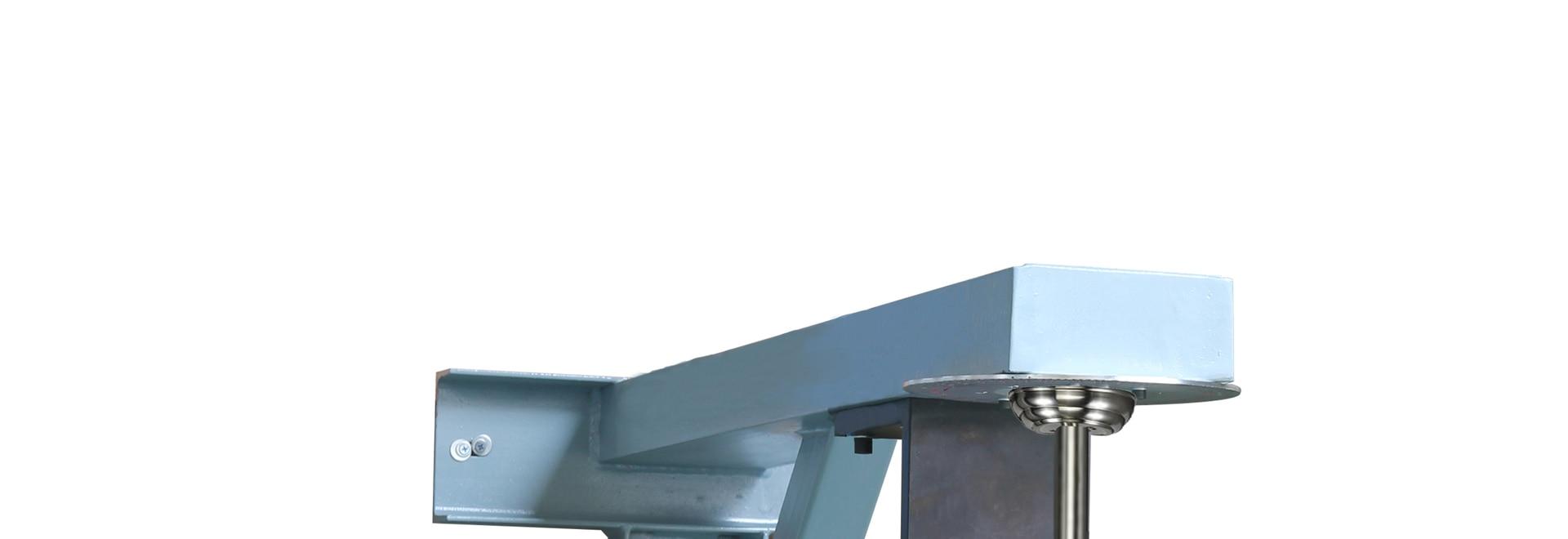 Máquina de equilibrio de la luz de la fan de techo