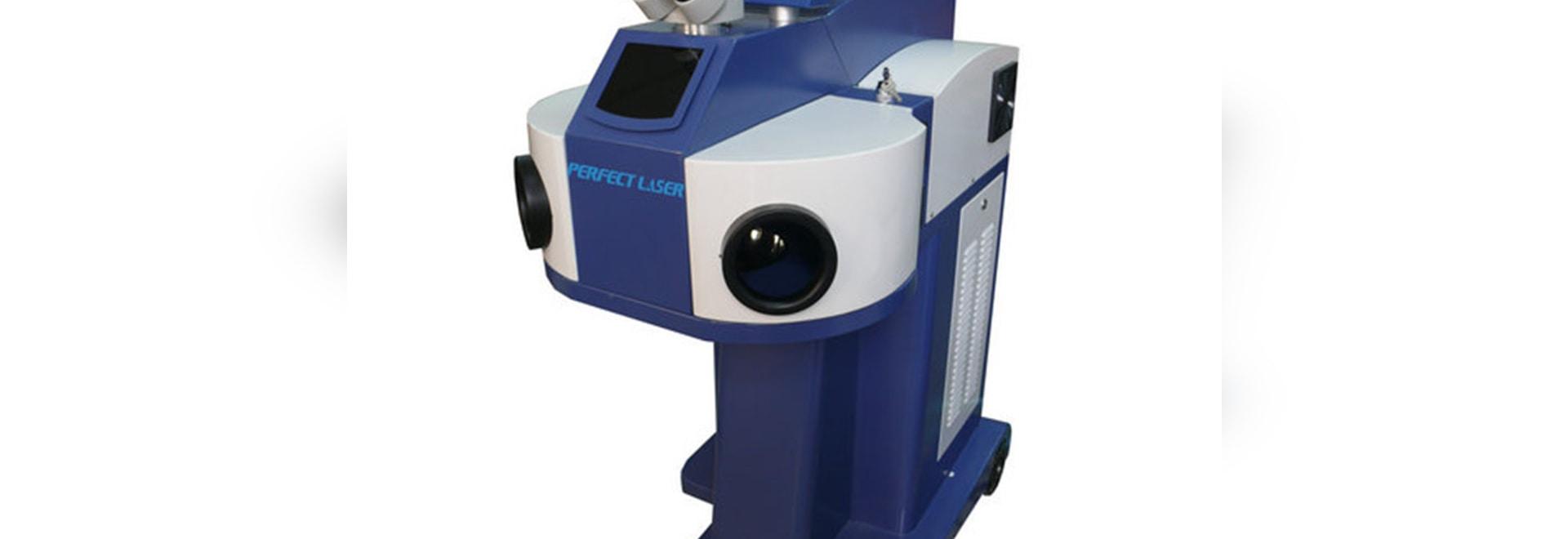 Máquina perfecta de la Laser-soldadura