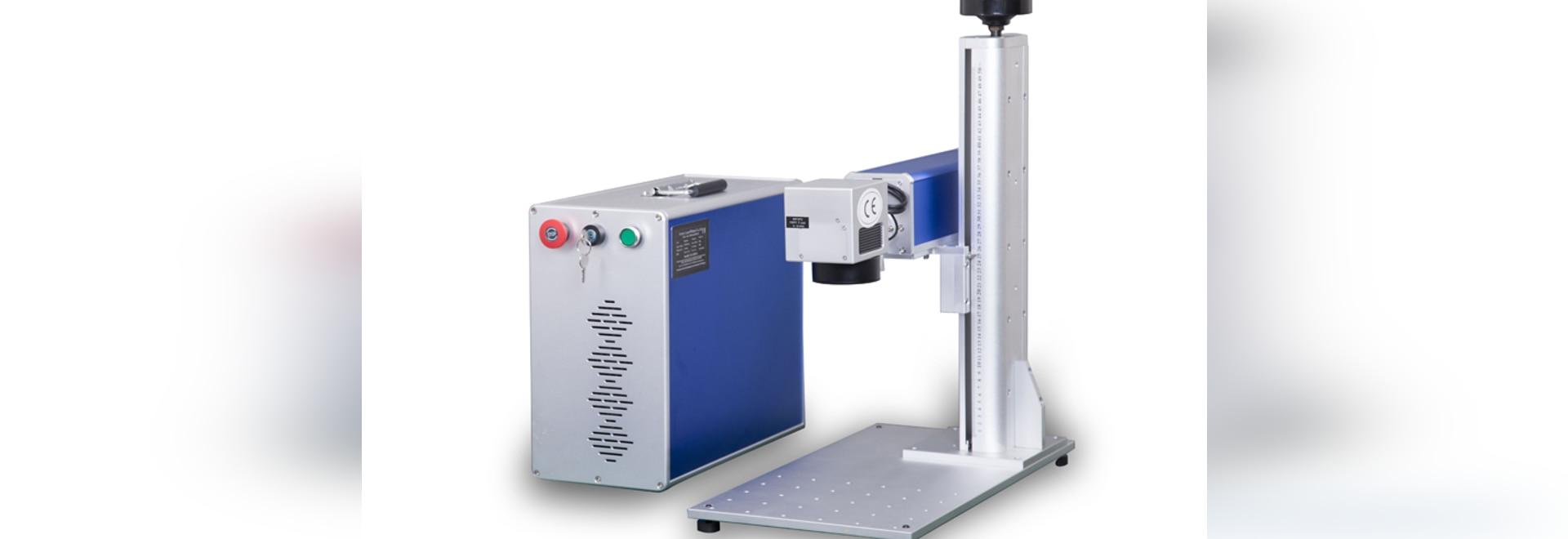 Máquina perfecta de la marca del laser de la fibra del laser