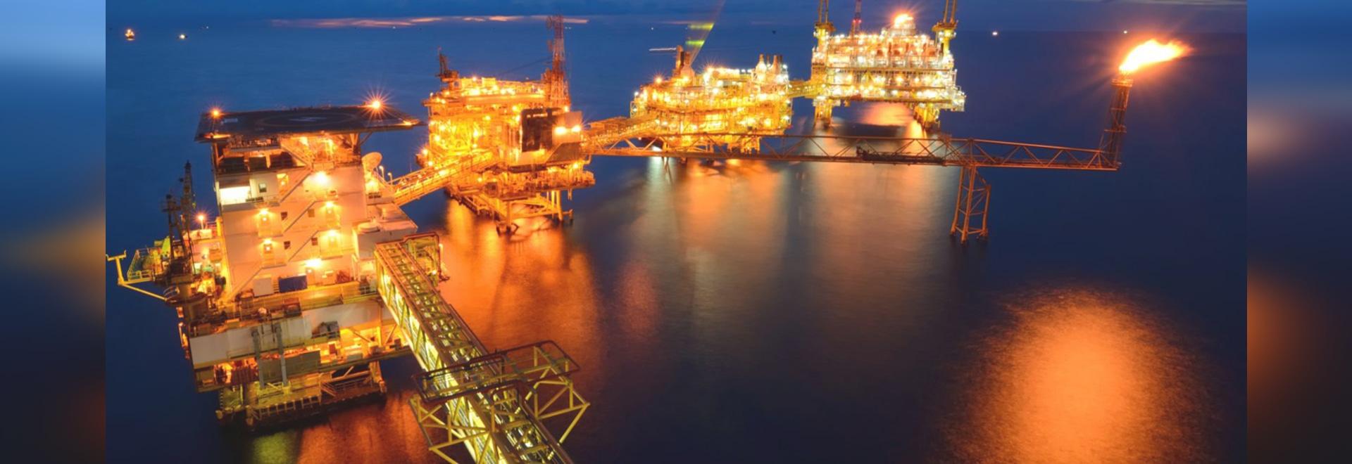 Medida de la presión en petróleo y gas