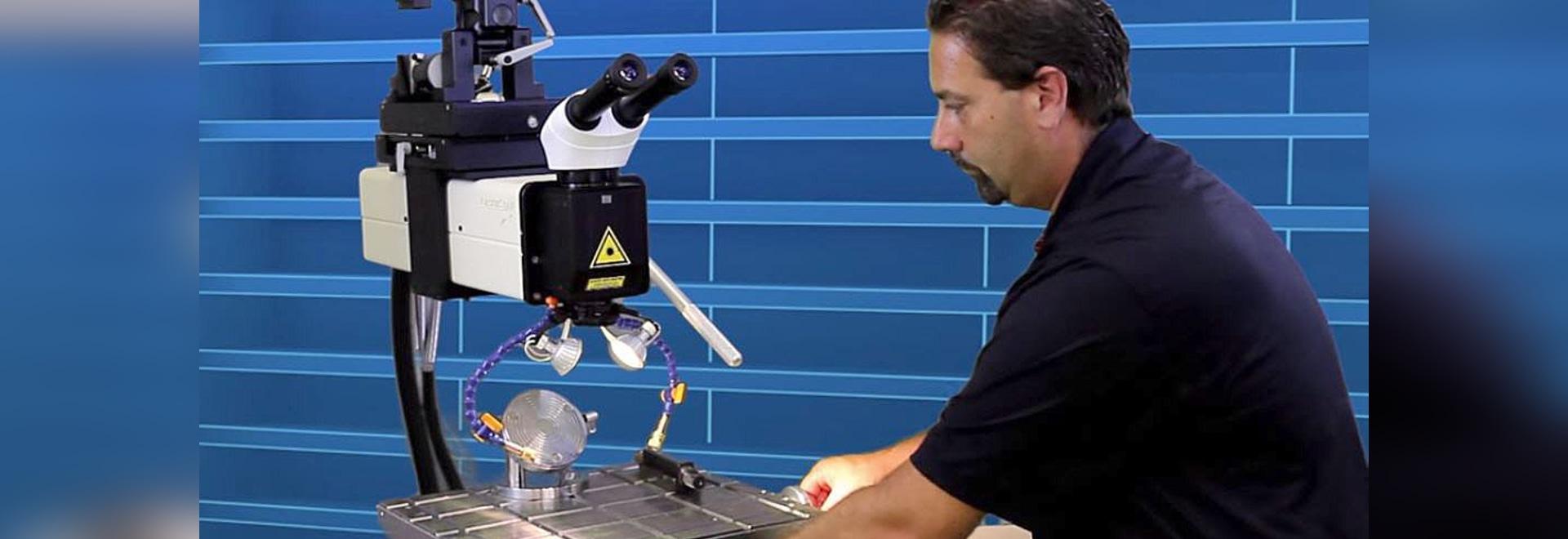 Moldes grandes de la soldadura de laser - 7700 series con la ...