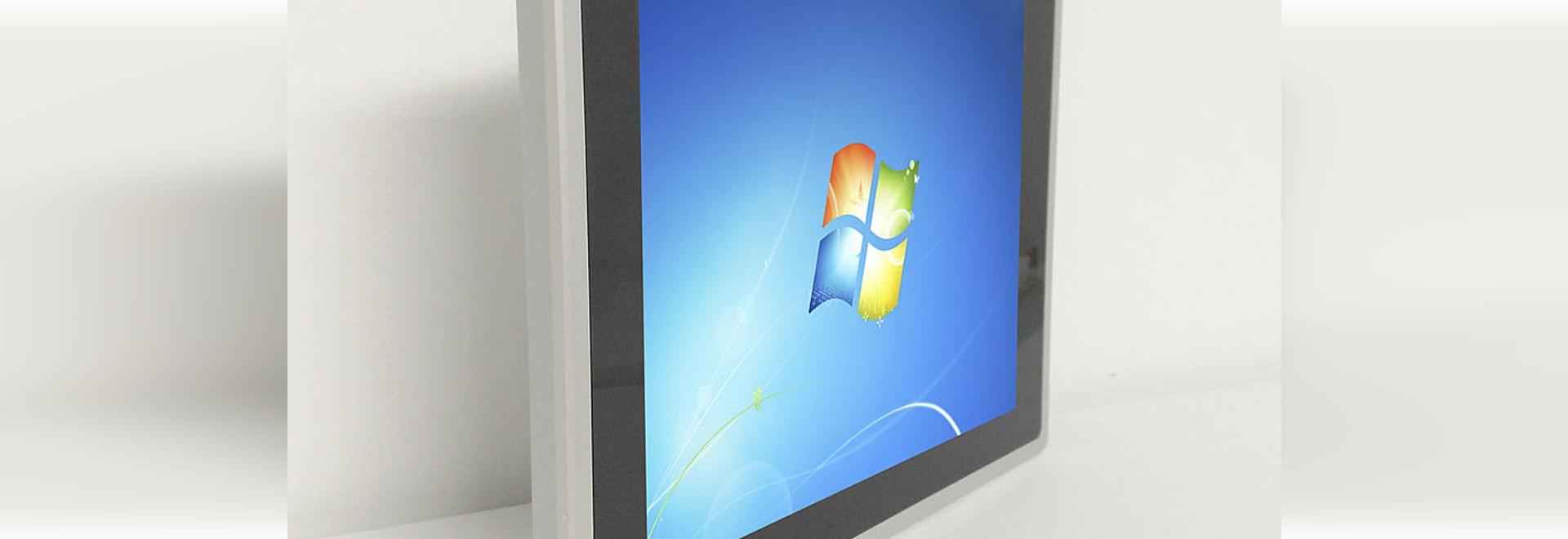 Monitor de exhibición del LCD/pantalla táctil/LCD/abrir-marco ...