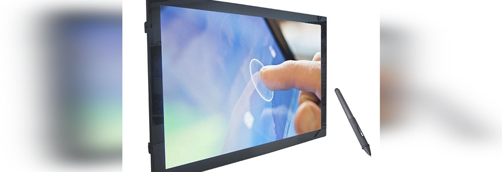 Monitor del LCD/pantalla/quiosco/abrir-marco del multitouch ...