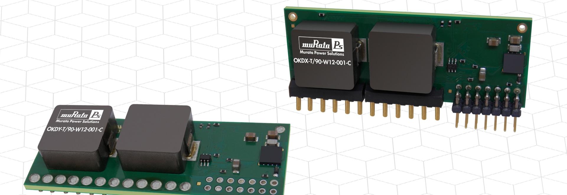Murata añade 90A, los políticos obedientes de PMBus™ para FPGA y poder del procesador