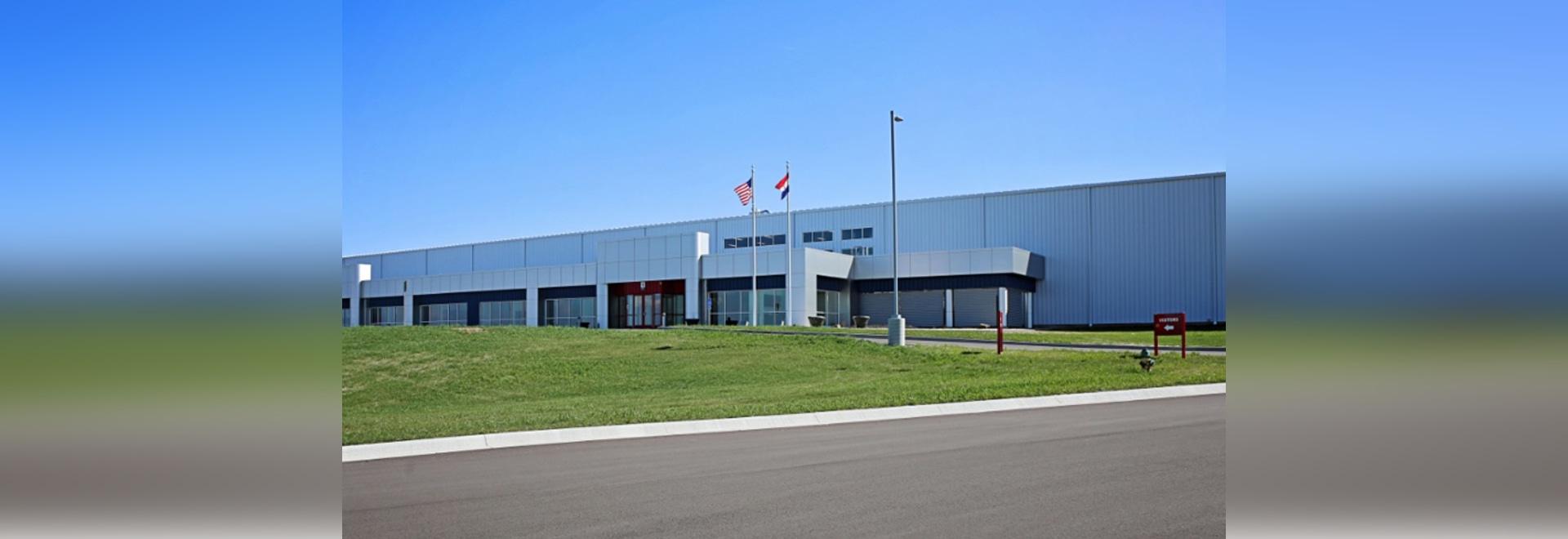 Nueva instalación industrial del equipo del calor y de la comida del control, Missouri, los E.E.U.U.