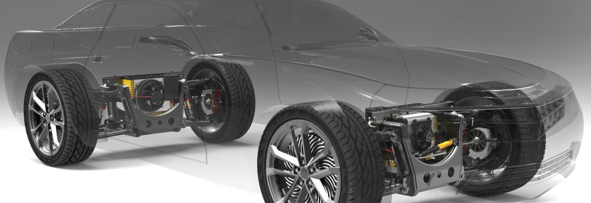 Nuevos vehículos de la energía