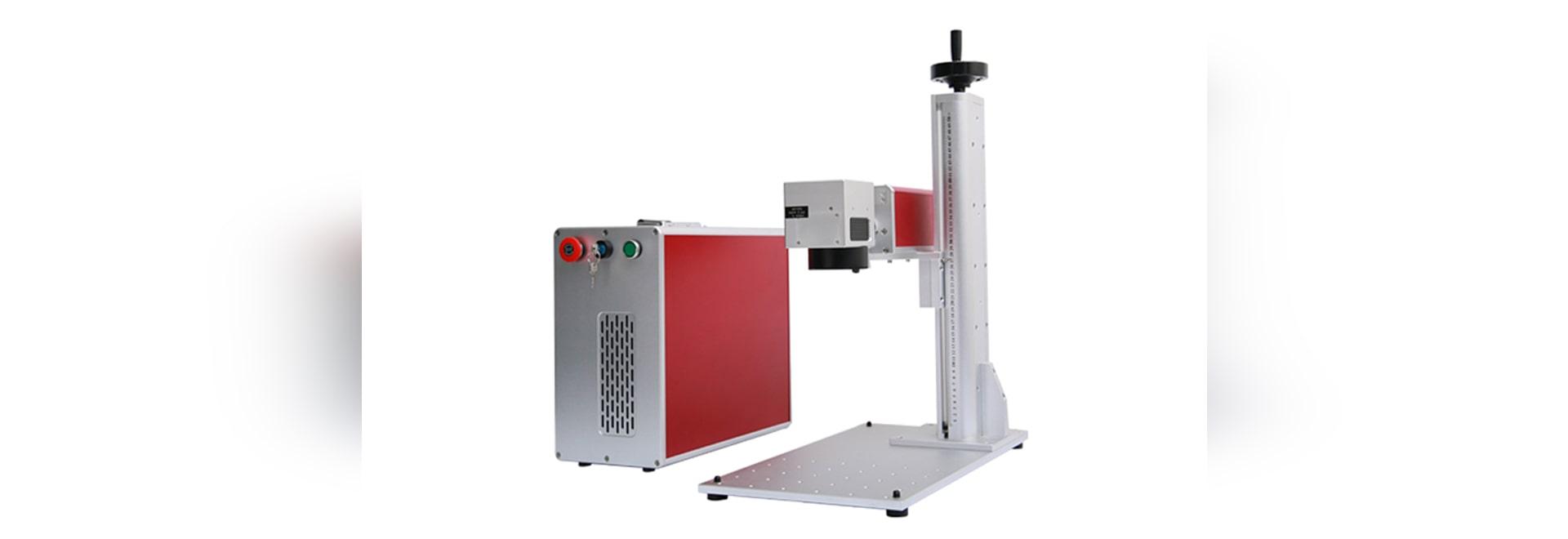 Ordenador que controla 2 máquinas de marcado del laser de la fibra al mismo tiempo