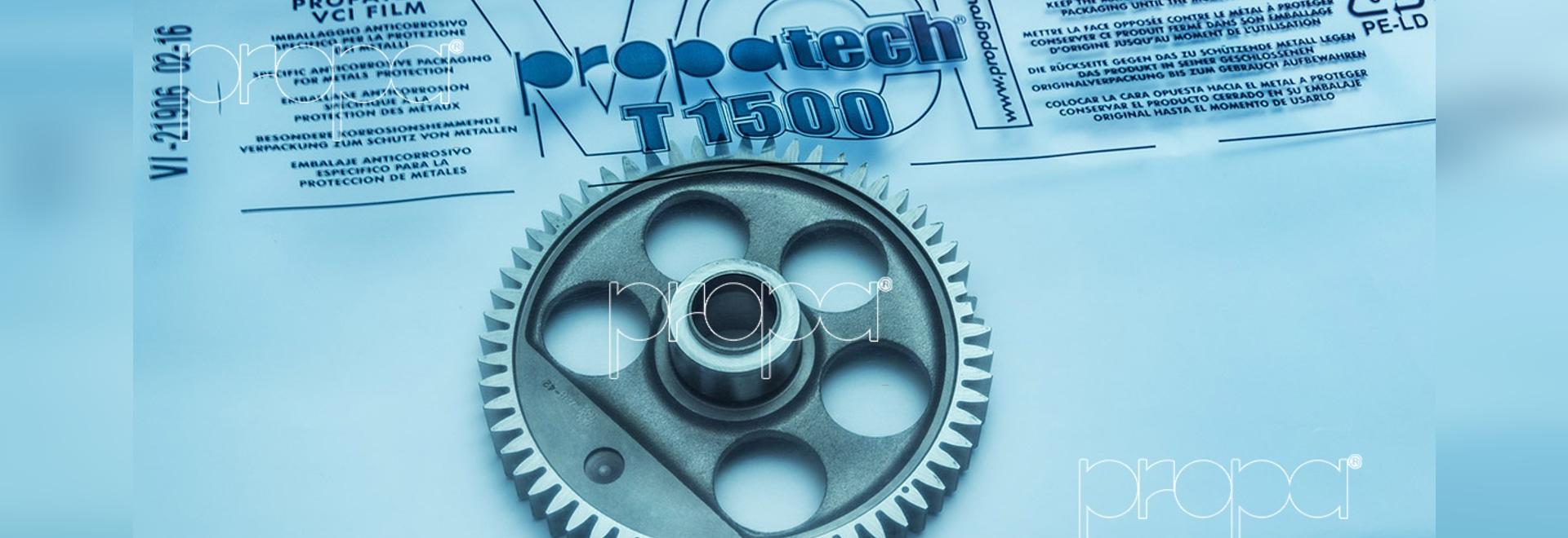 Película T1500 - T3000 de Propatech VCI