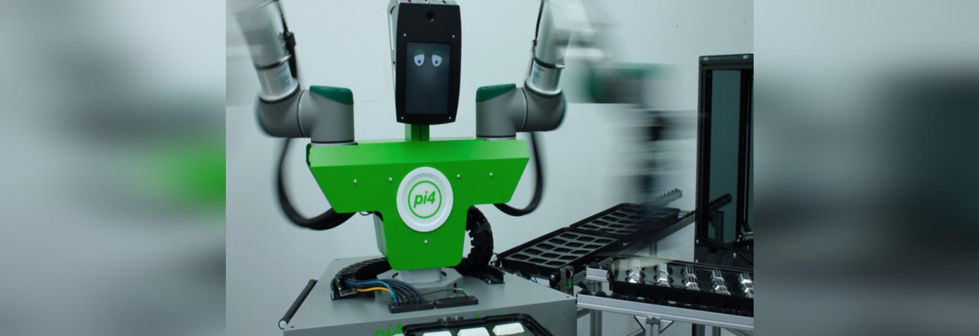 Pi4 y la primera agencia de colocación para los robots