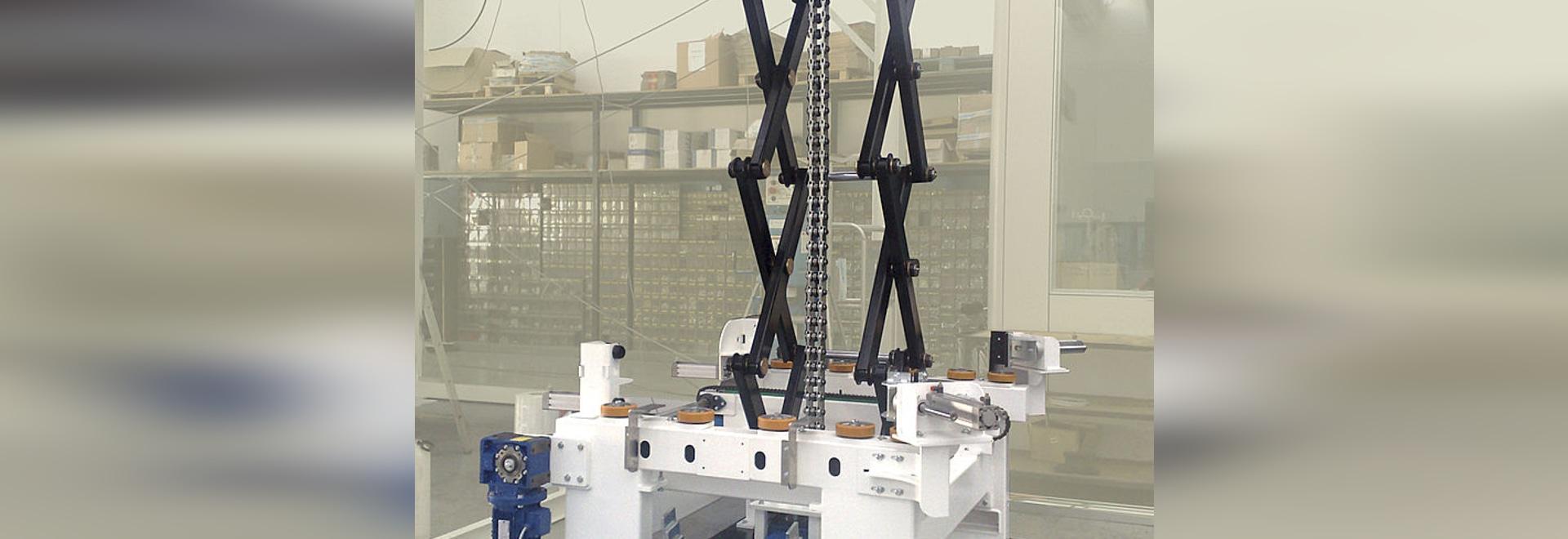 Plataformas de elevación específicas