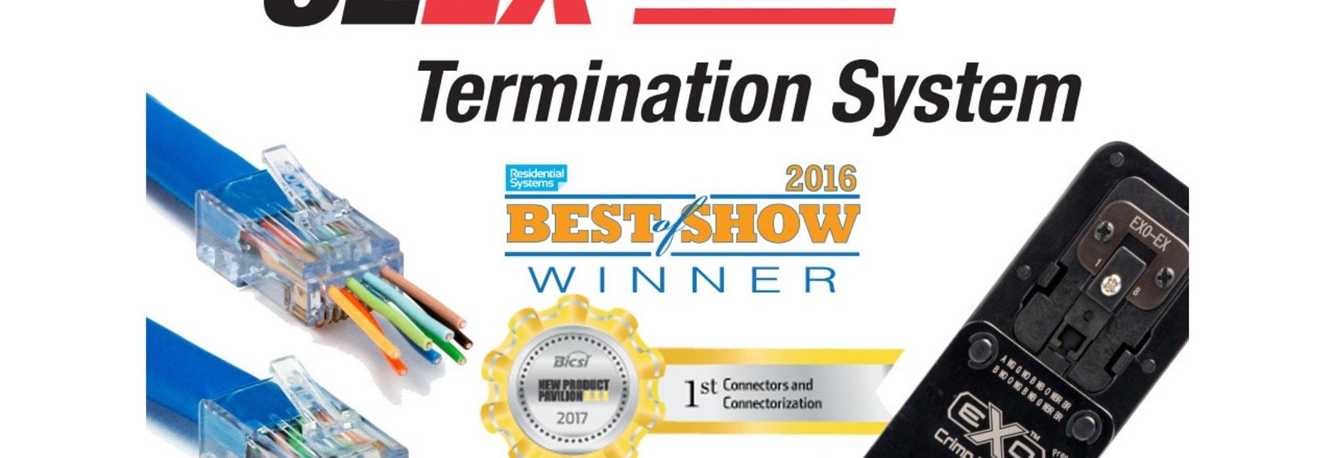 El platino Tools® ofrece el sistema de la terminación de Next Generation ezEX-RJ45™ en el oeste 2017 del ISC