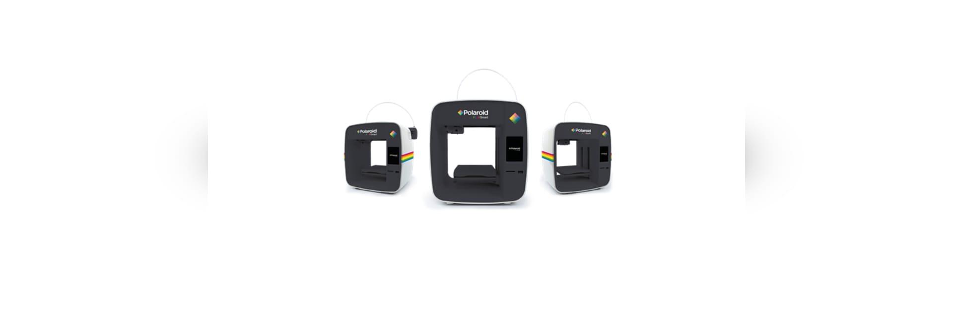 Polaroid revela la impresora de PlaySmart 3D en CES 2019