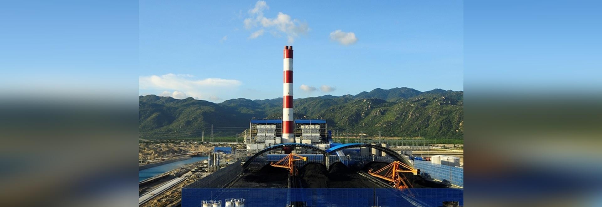 Proyecto del BOT de Vietnam Vinh Tan Power Plant