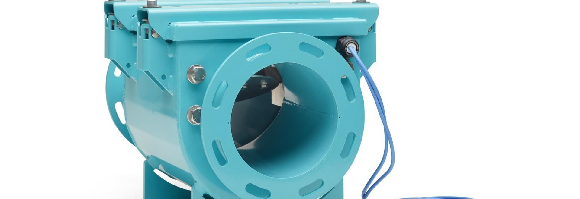 Q-Flap RX™ Válvula de aislamiento contra explosiones