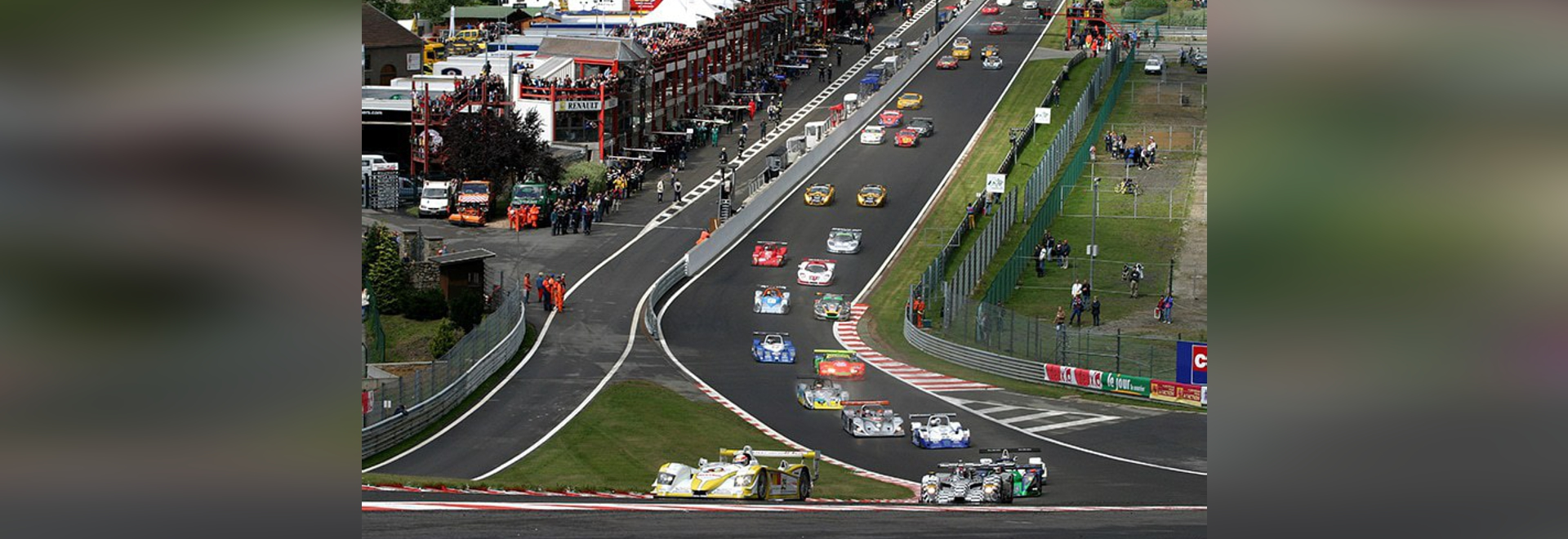 Circuito De Spa Francorchamps : Sdm instala armarios eldon en el circuito de spa francorchamps av
