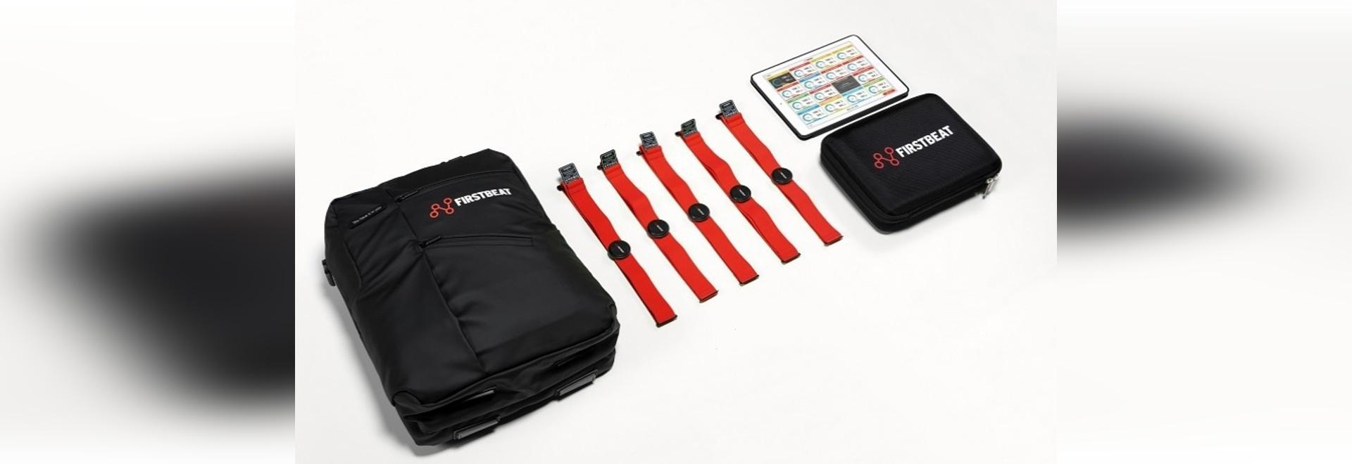 Un sensor deportivo y una aplicación que permite la libertad de entrenamiento