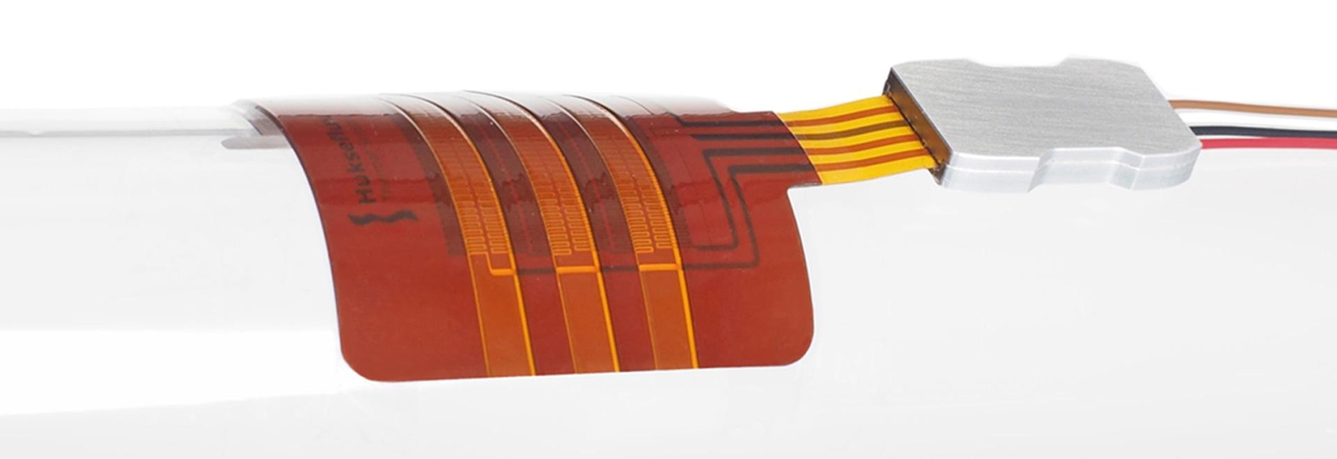 Sensor del flujo de calor de la hoja FHF01