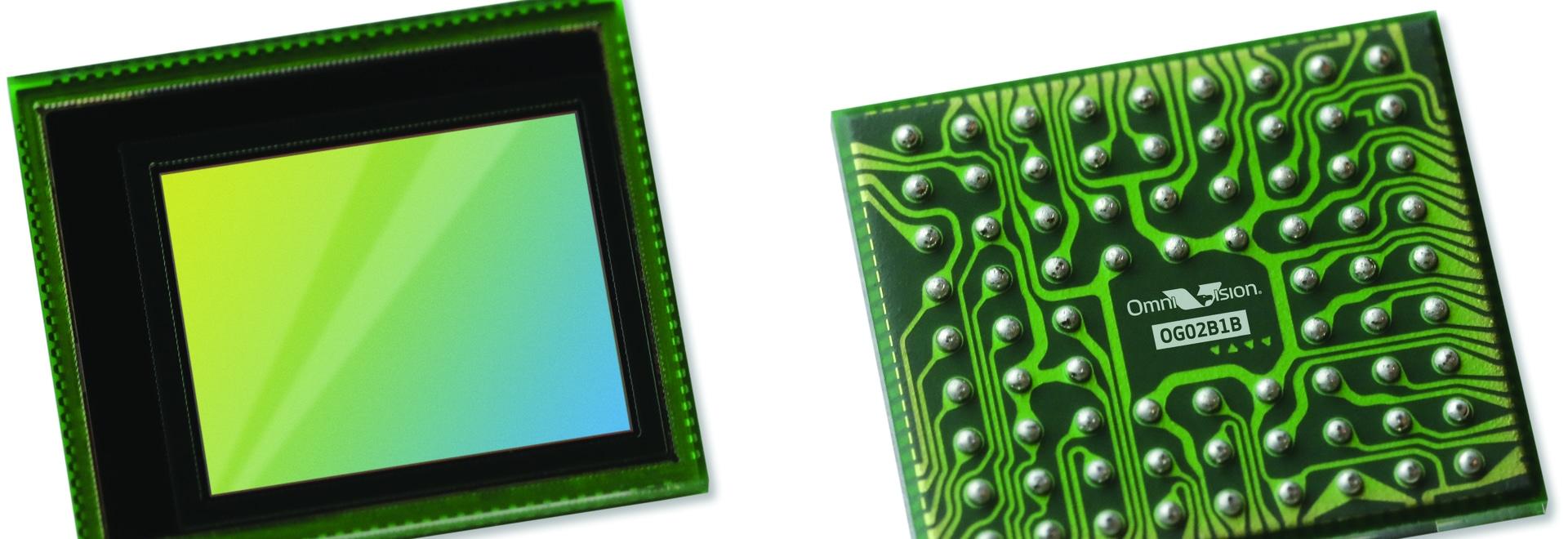 El sensor de imagen permite múltiples funciones en una cámara