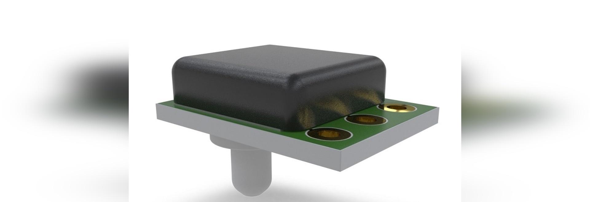 Sensor de presión preparado para aplicaciones de temperatura extendida