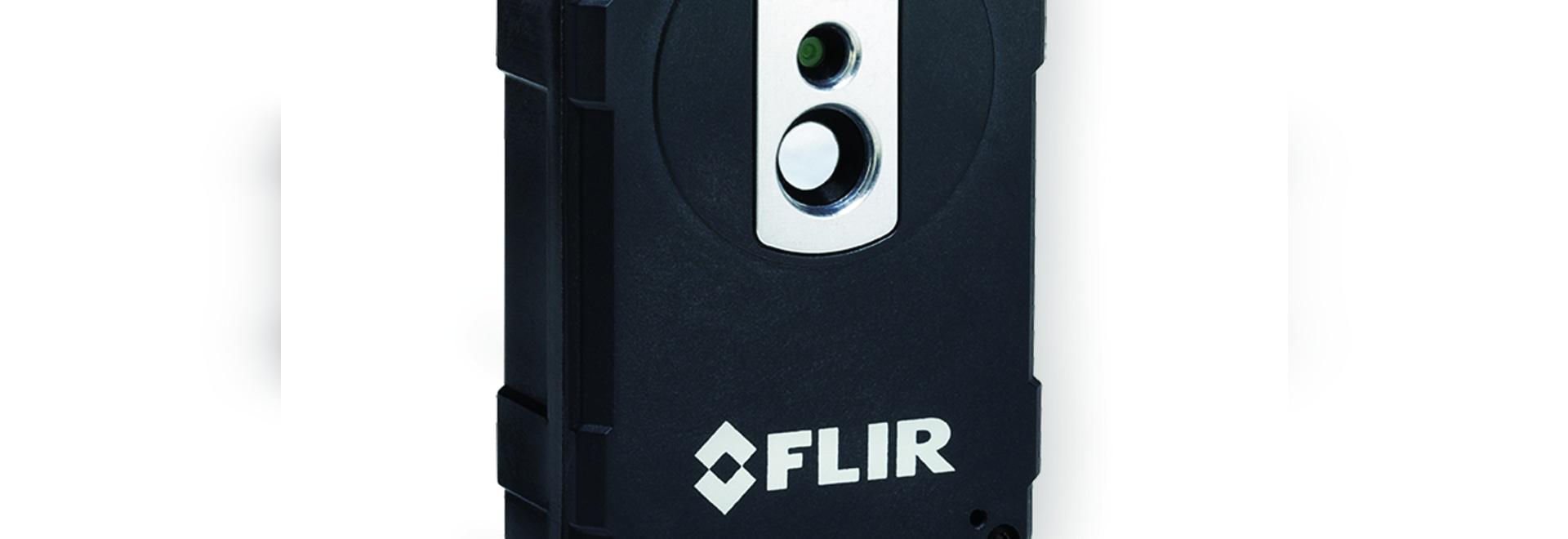 Sensor de la toma de imágenes térmica del FLIR AX8