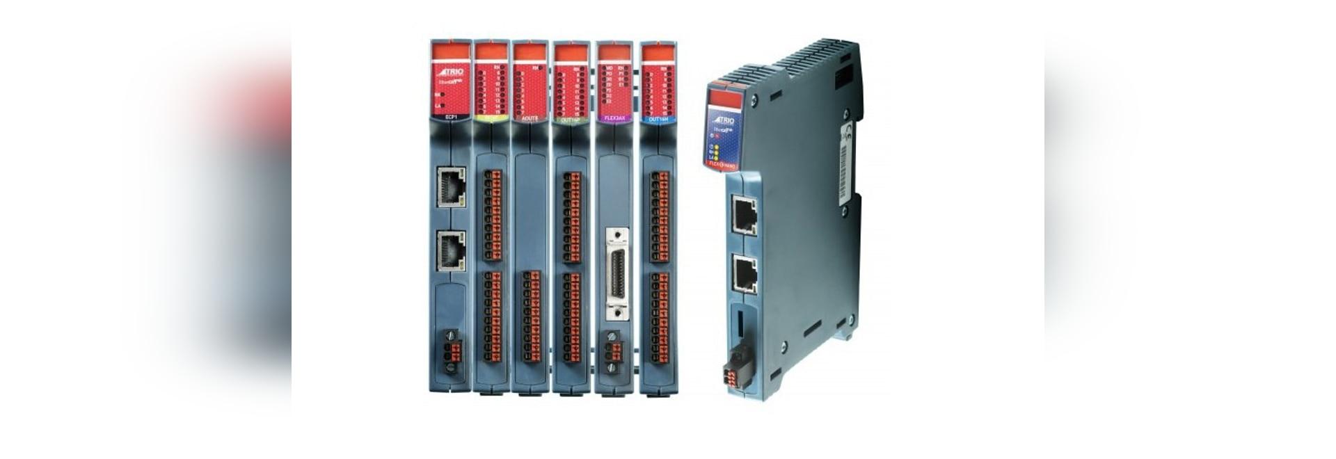 Servo de EtherCAT/regulador de pasos Flex-6-Nano