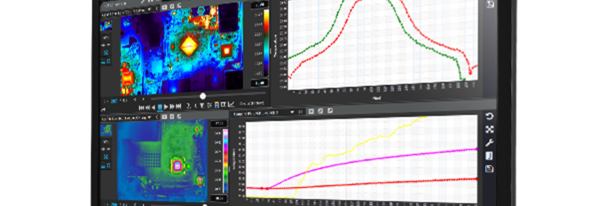 Software Multi-Plataforma para la Colección y Análisis de Datos de Imágenes Térmicas