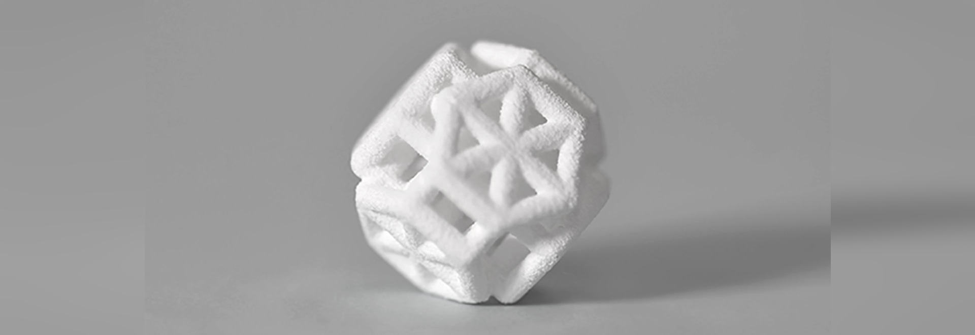 Sturctures complejo con calidad detallada permitió con la impresión 3D