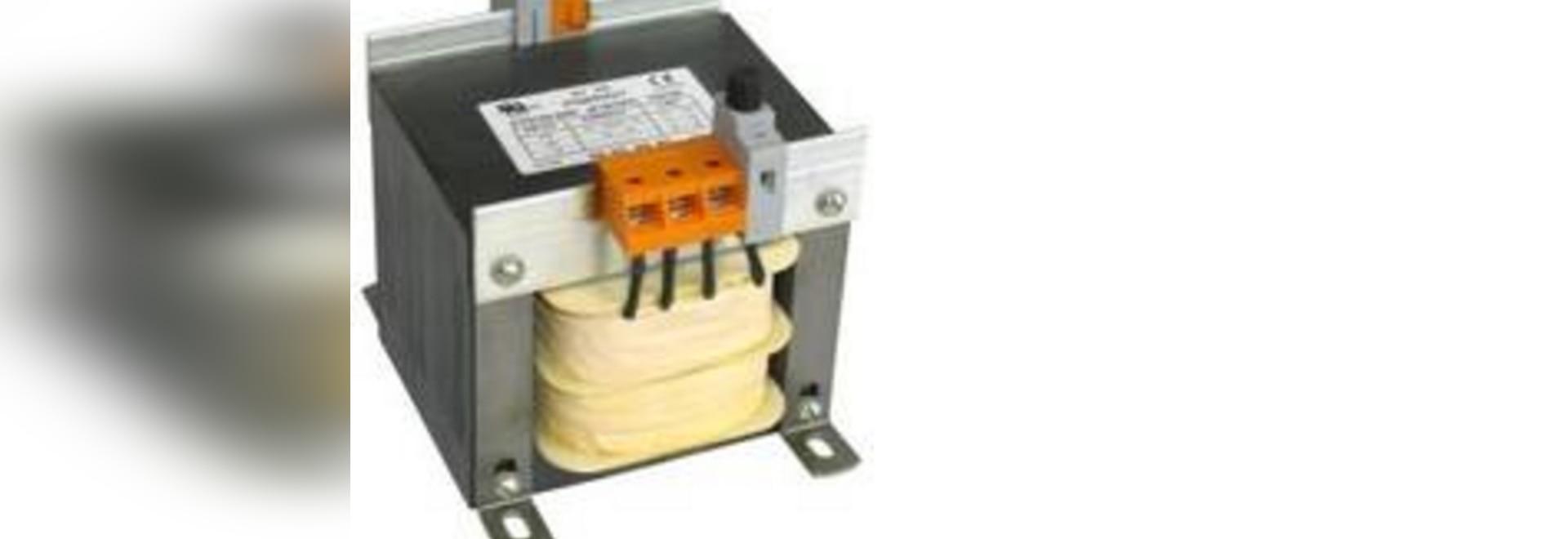 El transformador de Wabash introduce: Nuevo grupo de transformadores industriales del control: 208/277/380VAC a 120/240VAC hasta 5KVA.