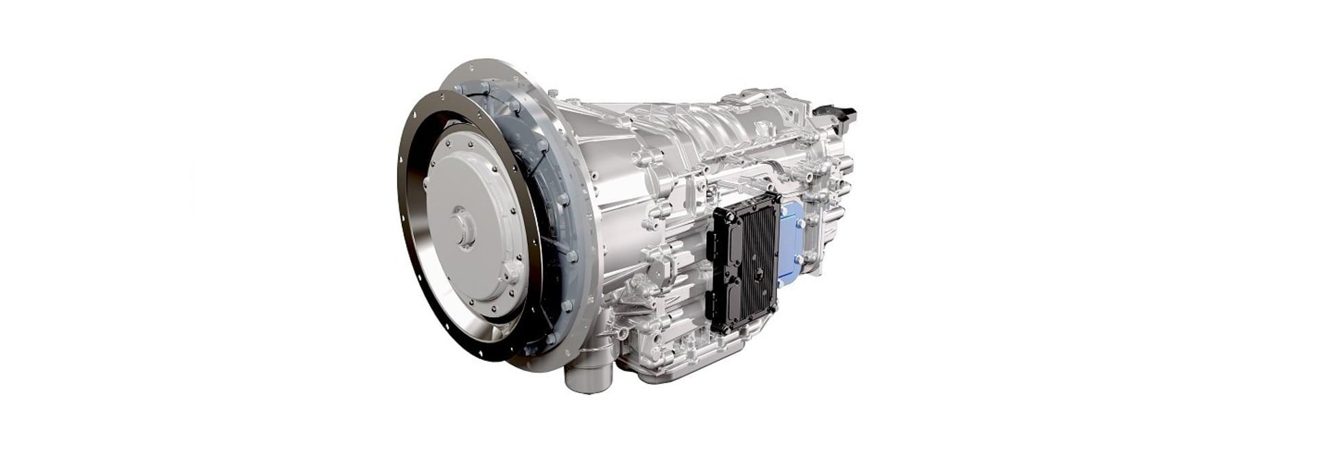Transmisión automática de la velocidad de Eaton Procision 7