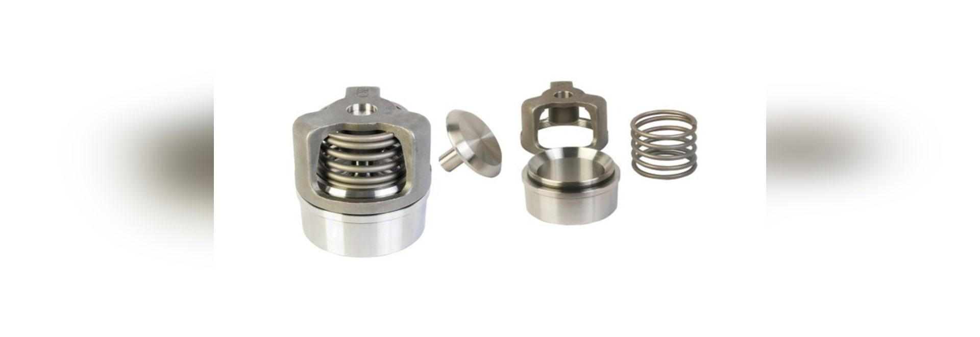Válvulas esféricas para una amplia variedad de bombas
