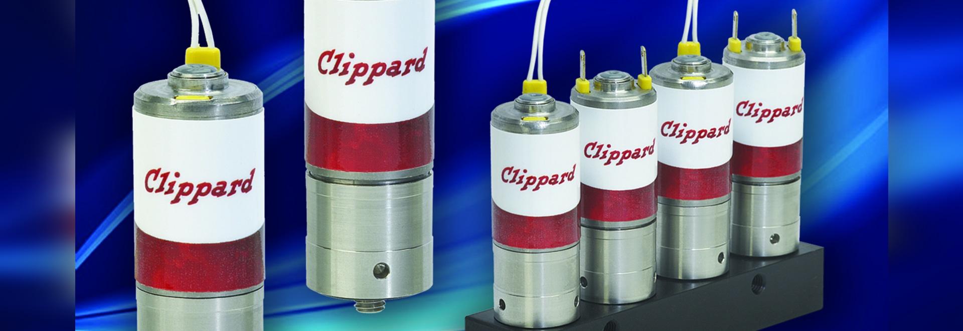 Válvulas proporcionales del DVP de Clippard