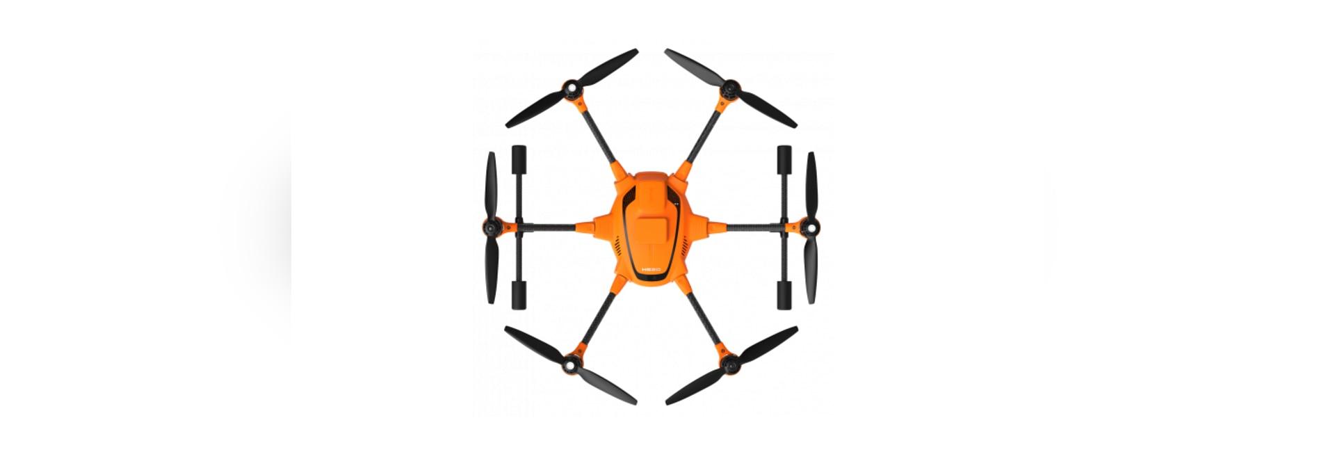Yuneec H520 Hexacopter comercial con RTK