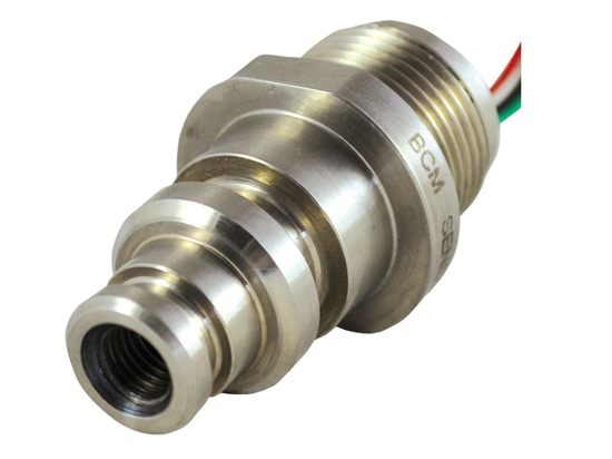 Transductores de alta presión 725F para cuñas hidráulicas de máquinas de minería