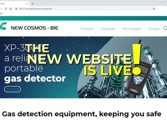 El nuevo sitio web está en vivo!