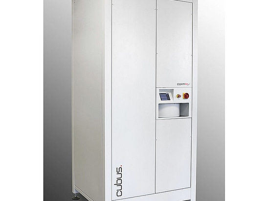 SMT global y el empaquetado reconoce el dispositivo de almacenaje de la generación siguiente de Essemtec