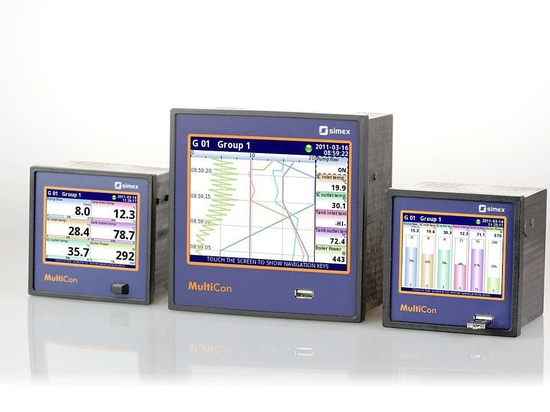 MultiCon = metro + regulador + registrador + HMI en un paquete