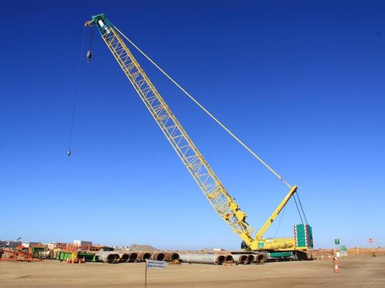 El distribuidor autorizado canadiense de Sany, Poder-selección Crane Co. , El Ltd, suministró las dos grúas de correa eslabonada requeridas para el proyecto. La construcción del túnel comenzó princ...