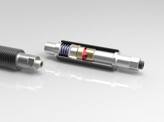 tornillos de fijación del poder mecánico MSP y MSPD