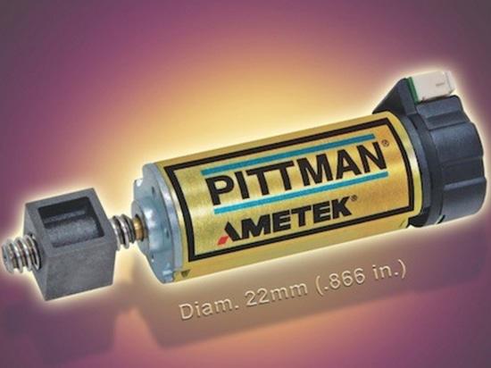 Las series de DC022C cepillan el motor de DC por los motores de Pittman