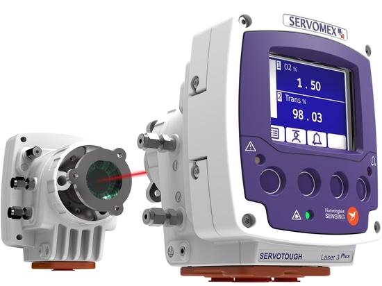 Servomex pone en marcha la nueva gama compacta del analizador de TDL