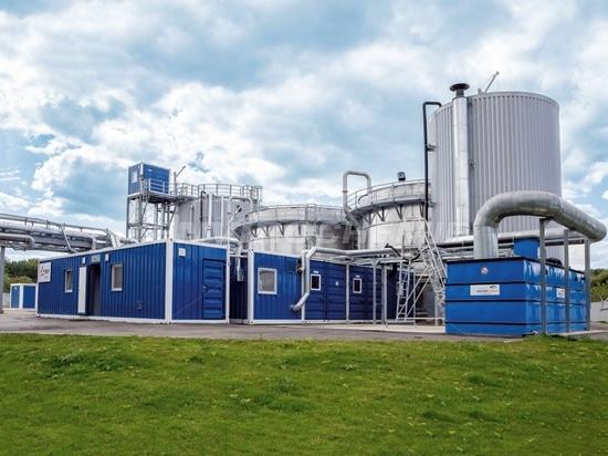 Demanda fuerte de Rusia para la tecnología del agua de EnviroChemie