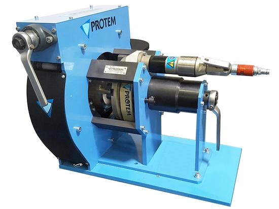 Máquinas de fijación concéntrica