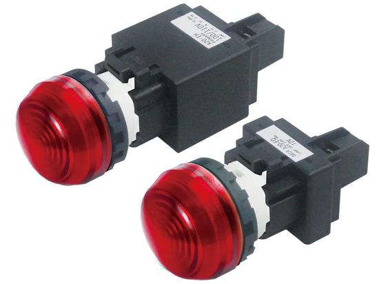 Control de la serie de Deca A20 - piloto Lights