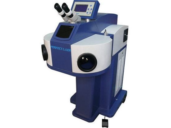 Máquina de la soldadura por puntos de laser de la joyería