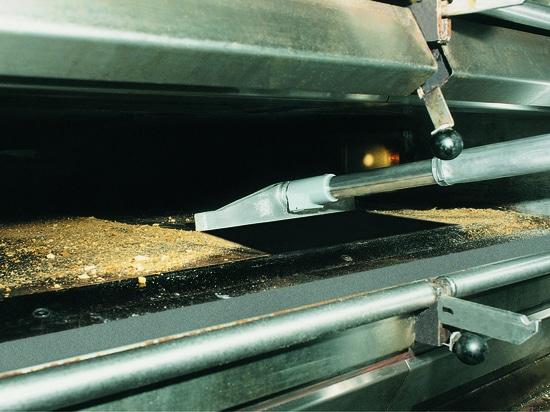 La limpieza del interior del horno nunca ha sido tan fácil