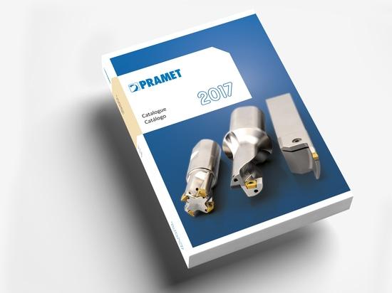 Catálogo 2017 de Pramet