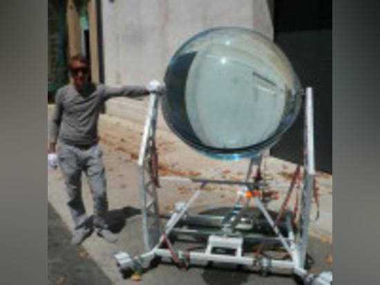 EL ARQUITECTO PREVE UNA ENERGÍA SOLAR MÁS EFICIENTE