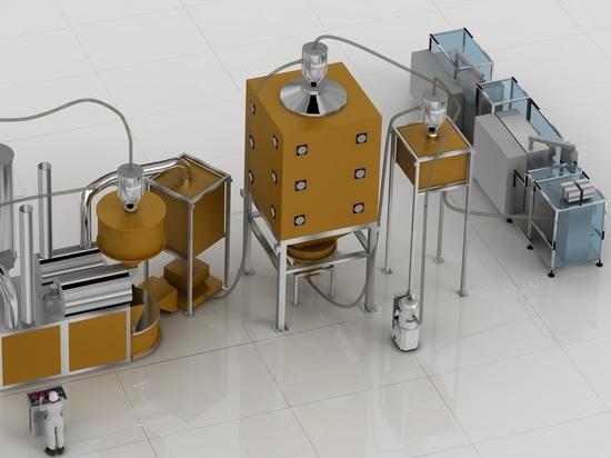 Transportadores neumáticos Nilfisk, el ingrediente secreto del buen café