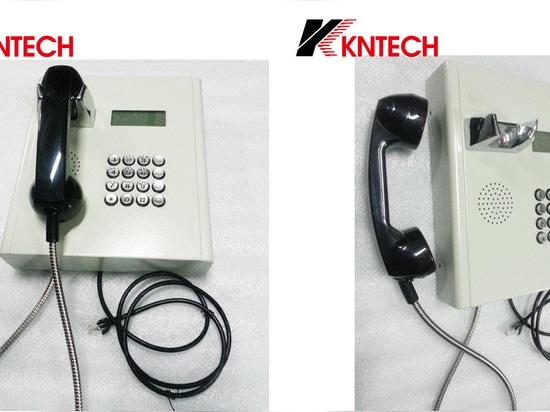 Teléfono de servicio público de KNZD-27LCD