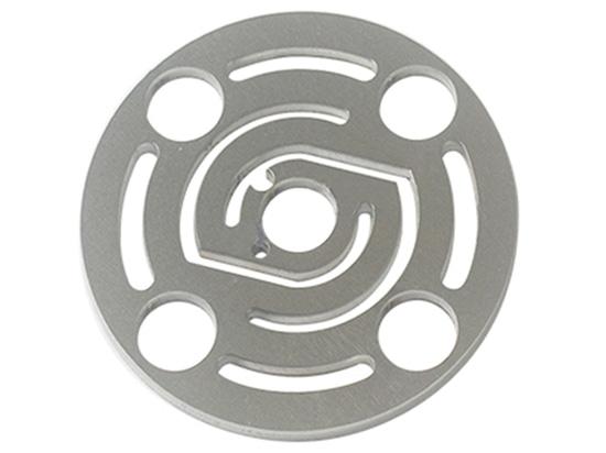 La cortadora del laser del metal se utiliza en industria eléctrica del gabinete del chasis